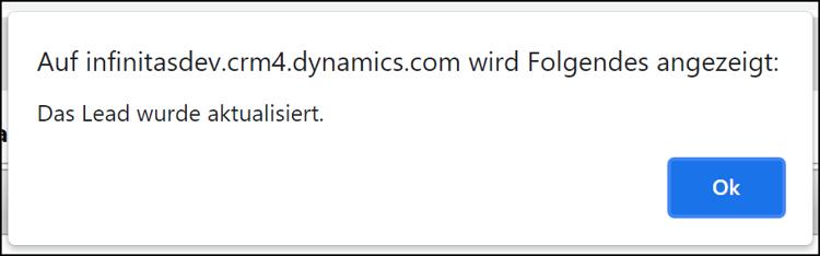 SosetzenSieWeb-API-FunktioneninMicrosoft Dynamics 365sinnvoll ein.