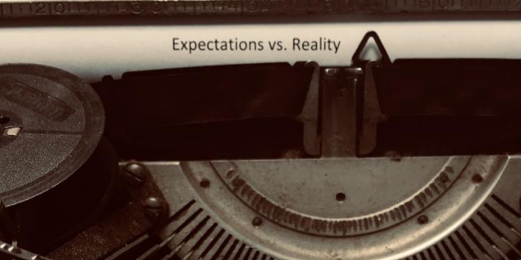 New Work: Erwartungen versus Realität.