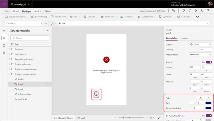 Teil 2: So erstellen Sie eine App mittels PowerApps von Microsoft.