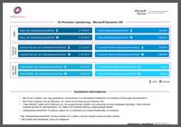 Vorschaubild On-Premises Lizenzierung Microsoft Dynamics 365