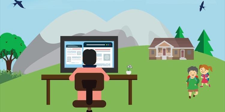 Warum Remote Work einen zentralen Faktor Ihres Unternehmenserfolgs darstellen kann.