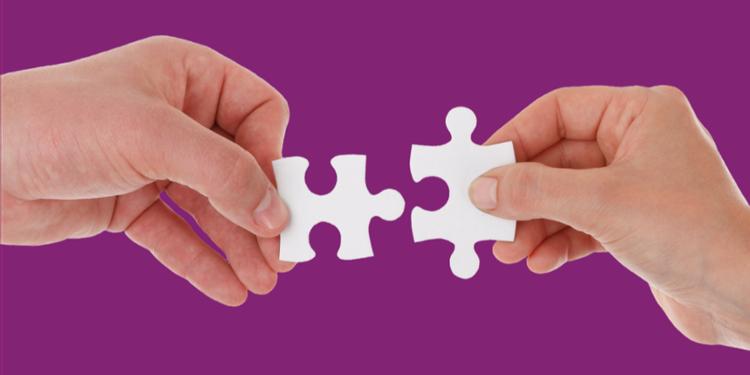 Integration von Microsoft Dynamics 365 CRM und HubSpot mithilfe des HubSpot Operations Hub.